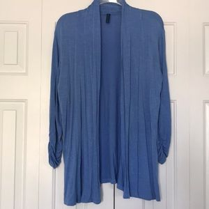 Light cardigan sweater